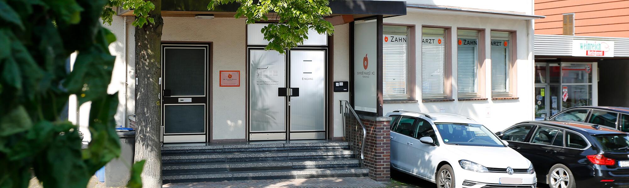 Günstiger Zahnersatz nahe Kassel in Guxhagen - Praxis