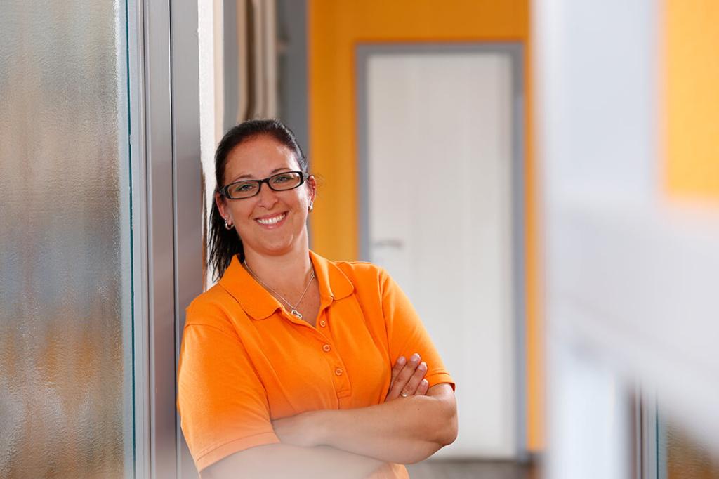 Günstiger Zahnersatz Kassel in Guxhagen - Dr. Bernd - Team - Sandra